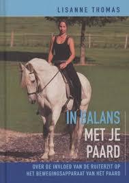 Bolcom In Balans Met Je Paard Lisanne Thomas 9789077462690
