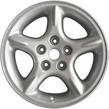 Aly9025u20 9022 Jeep Grand Cherokee Wrangler Wheel Silver Painted 5gk75pakaa