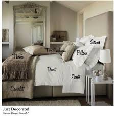 how to make a beautiful bed. Beautiful Make How To Make A Bed Layering The Linens And Pillows Have It Look Like  Magazine Photo Shoot  Sheets Duvet Coverlet Throw Shams Pillows  Throughout To Make A Beautiful Bed
