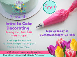 Cookie Decorating Classes Into To Cake Decorating Leles Cake Creations Is Now Events