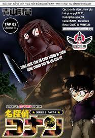 Tập 894: GIỌT MÁU BI KỊCH - Conan - Thám tử lừng danh Conan