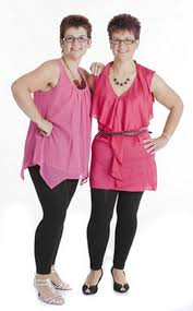 How twins Lorna & Linda helped their families diet away 24 STONE ...