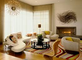 innovative decoration round area rugs for living room modern living