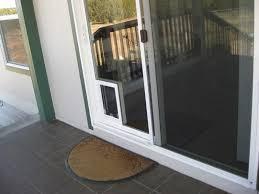 image of cat doors for sliding glass doors models