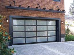 residential garage doorsResidential Aluminum Garage Doors  Northwest Door