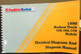 gmc electrical wiring diagram service manual top kick kodiak 1990 gmc electrical wiring diagram service manual top kick kodiak medium truck