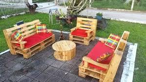 wooden pallet garden furniture. Wooden Pallet Garden Ideas Wood Furniture