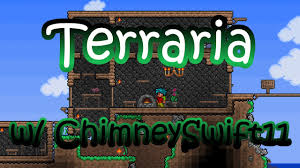 Chimney Plays Terraria Episode 3 1/2 - YouTube