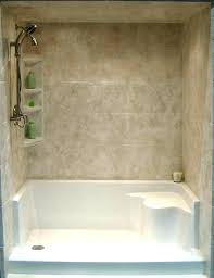 replace bathtub with shower mainonthepark com add shower to bathtub cost
