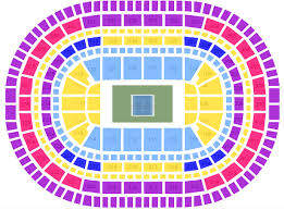 Detailed Laver Cup Seating Chart 2018 United Center Tickpick