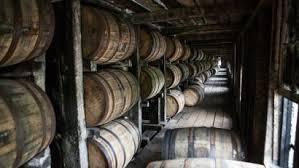 storage oak wine barrels. Barrel Warehouse Storage Oak Wine Barrels