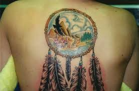 Heart Dream Catcher Tattoo What Do Dreamcatcher Tattoos Represent TatRing 89