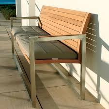 teak outdoor bench. Amazing Contemporary Garden Bench Royal Botania Teak Homeinfatuation Outdoor