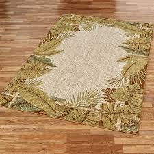paradise cove rectangle rug straw