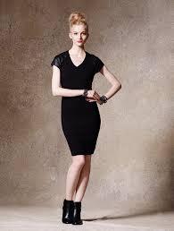 Pretty Black Dress Tumblr Re Re