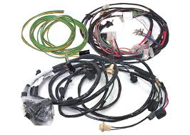 1957 complete wiring harness v8 brotherstrucks com 1957 complete wiring harness v8