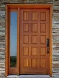Chocolate Bar Wood Front Entry Doors, wood front doors, exterior ...