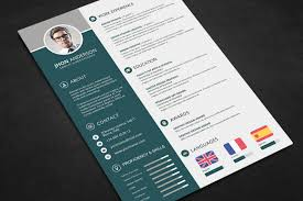 Resume Template Download Pdf Picture Ideas References