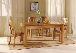 Square Dining Room Table Sets Simple Dining Room Design Ideas With Wooden Square Table Simple