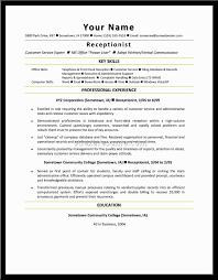 sample resume for front desk medical receptionist best online sample resume for front desk medical receptionist front desk medical receptionist resume sample livecareer desk receptionist