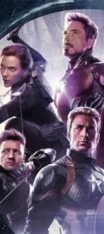 4k 2019 avengers endgame original six ...