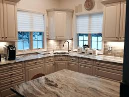 white kitchen cabinets with brown granite countertops image of fantasy brown granite white kitchen cabinets