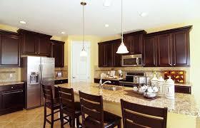 dark cabinets light countertops dark kitchen cabinets with light granite else dark maple cabinets light granite