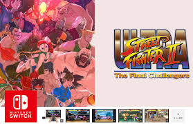 ultra street fighter ii the final challengers 3ds torrents games
