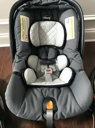 chicco infant car seat travel cover removal insert installation