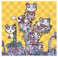 View takashi murakami's 9,908 artworks on artnet. Takashi Murakami Pandas Panda Cubs Pandas For Sale Artspace