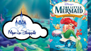 Disneyphile 60 La Petite Sir Ne S Rie Anim E Youtube