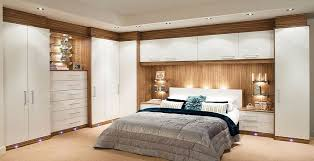 fitted bedroom with fitted