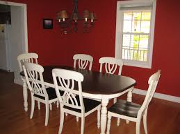 red dining room wall colors. dining room interior ~ dashing red design, decor and inspirations: brilliant white wall colors