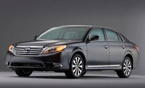 Pricing Announced for Redesigned 2011 Toyota Avalon | Car and ...