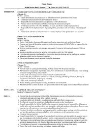 Civil Superintendent Resume Samples Velvet Jobs