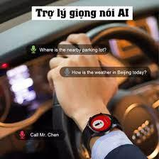 Đồng hồ thông minh DT91 nghe gọi giá rẻ , Thay đổi hình nền cá nhân tùy ý ,  nhận thông báo app , ngôn ngữ Tiếng Việt + Anh - Đồng