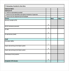 Onboarding Template Excel Onboarding Checklist Excel Format Template Checklist Onboarding