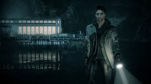 Alan Wake TV show is in the works   Rock Paper Shotgun