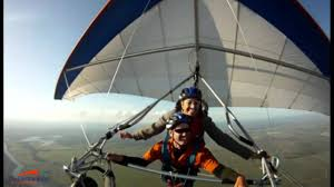 best hang gliding in florida hang glider fun