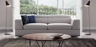 bergamo 2 seater sofa bed light gray