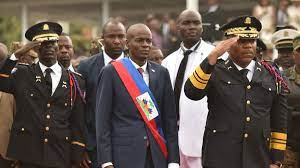 Haiti's new President sworn in after ...