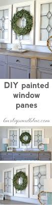 diy dining room wall decor. If You Love The Fixer-Upper Look, Check Out These DIY Painted Window Panes! Diy Dining Room Wall Decor