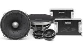 alpine spx 17pro type x pro series 6 3 4 component speaker system alpine spx 17pro front