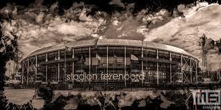 Feyenoord Art Stadion De Kuip Collectie Te Koop Ms Fotografie