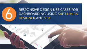Considerations While Designing A Chart Of Accounts 6 Responsive Design Use Cases For Dashboarding Using Sap