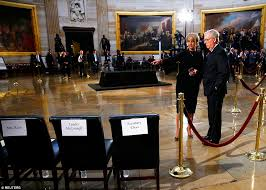 Mccain Auditorium Seating Chart Nation To Mourn Sen John Mccain Friday In Capitol Where He