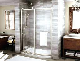 curved shower door curved glass shower door curved shower door home depot curved shower door