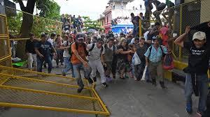 Resultado de imagen para migrantes xenofobia
