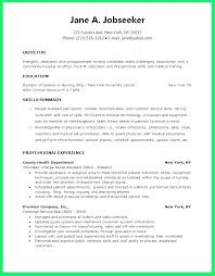 Objective For Resumes Unique Student Objective For Resume Student Nurse Resume Objective Resume