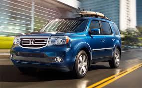 2015 Honda Pilot Towing Capacity And Fuel Economy Ratings